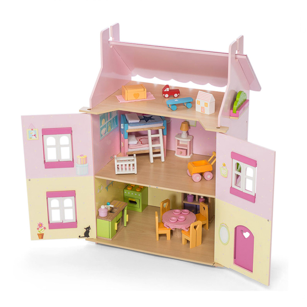 Le Toy Van My First Dream House Inside View