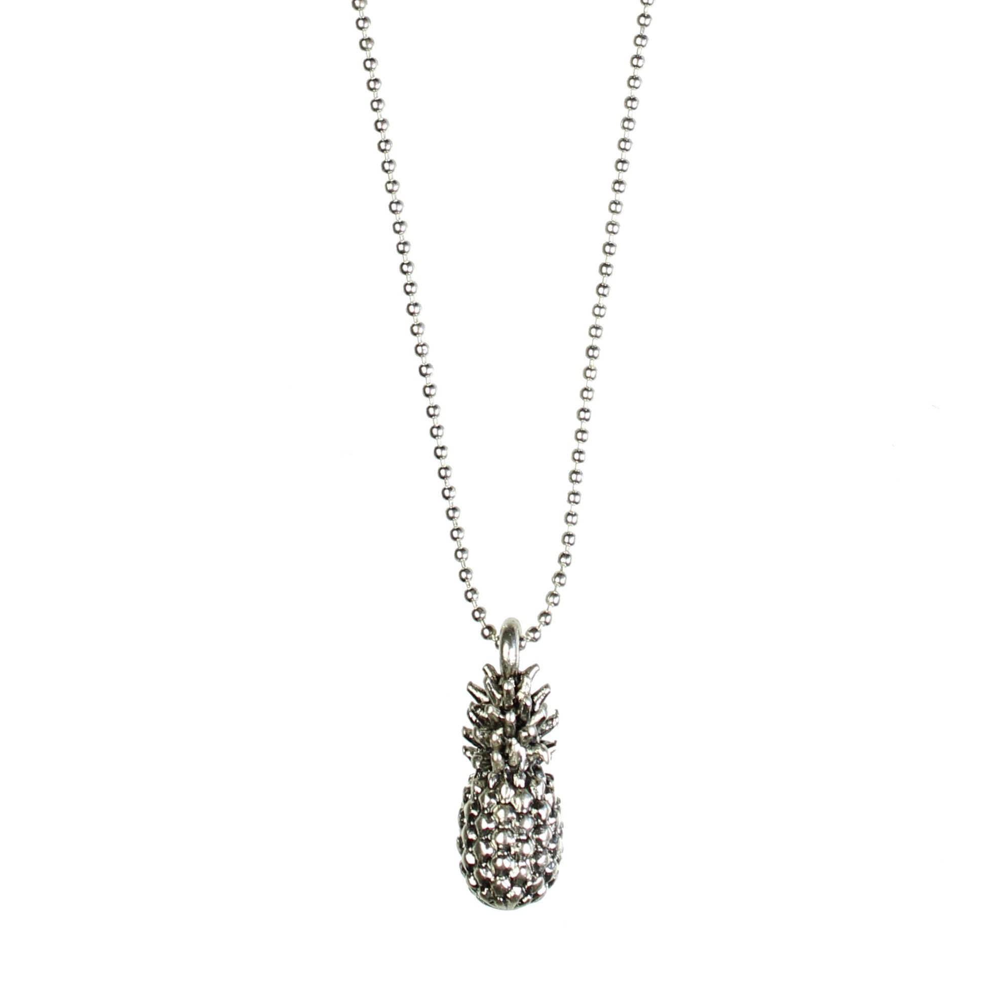 spade necklaces new jewelry crystal products pineapple enlarged pendant york kate necklace