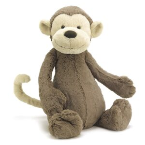 Jellycat Bashful Monkey Soft Toy