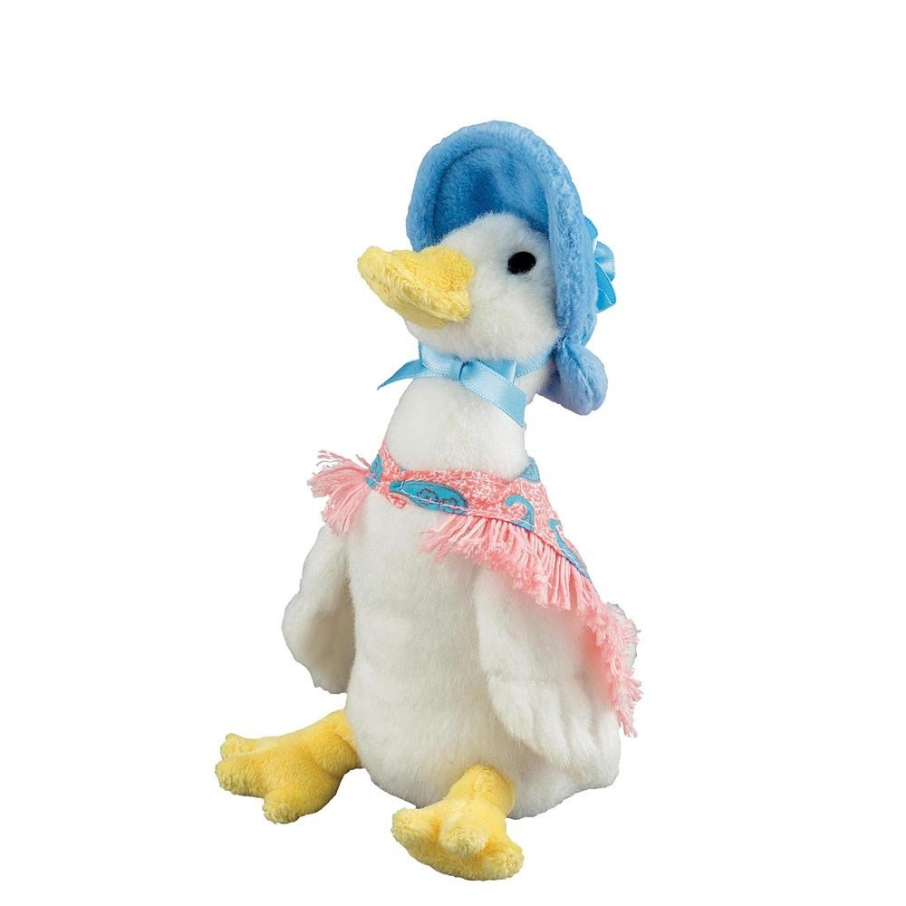Beatrix Potter Jemima Puddle-duck Soft Toy