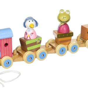 Beatrix Potter Peter Rabbit Puzzle Train