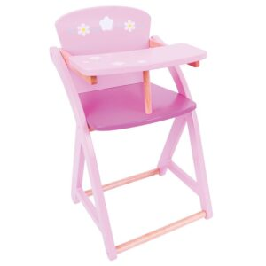 BigJigs Daisy Doll High Chair