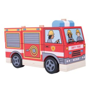 BigJigs Stacking Fire EngineBigJigs Stacking Fire Engine