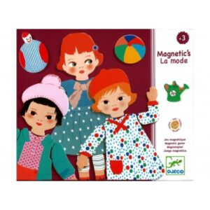 Djeco Magnetics La Mode