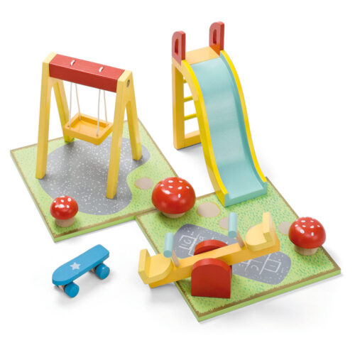 Le Toy Van Doll's Outdoor Playset
