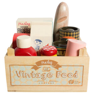 Maileg Vintage Food in Box