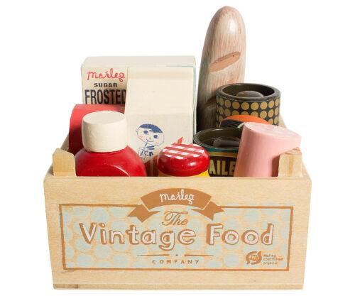 Maileg Vintage Food in Box