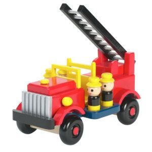 Orange Tree Toys Fire Engine