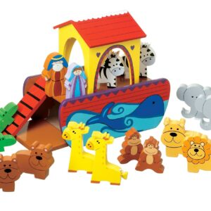 Orange Tree Toys Noahs Ark
