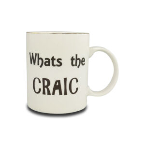 Whats the Craic Mug