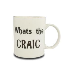 Whats the Craic Mug