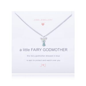 Joma Jewellery A Little Fairy Godmother Necklace