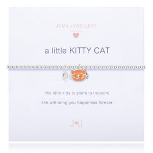 Joma Jewellery A Little Kitty Cat Bracelet