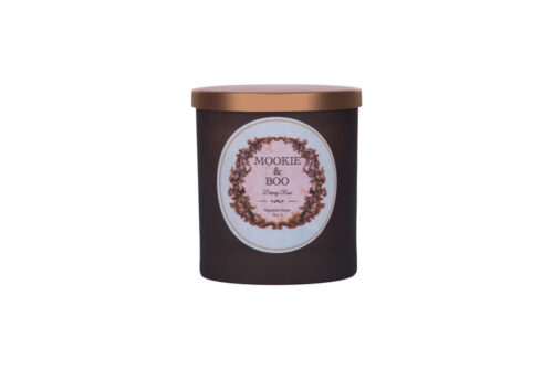 Mookie and Boo Darcey Rose Candle