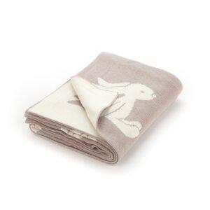 Jellycat bashful beige bunny blanket